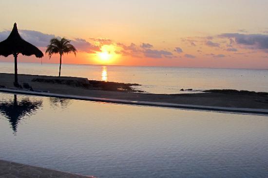 Villas Costa del Sol: Sunset view