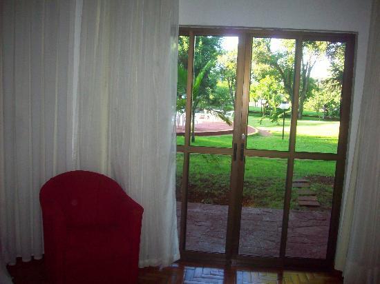 Iguassu Holiday Hotel: Vista do quarto