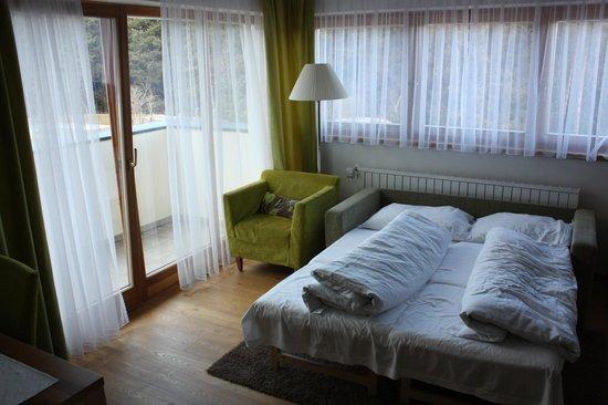 Hotel Gnollhof : camera