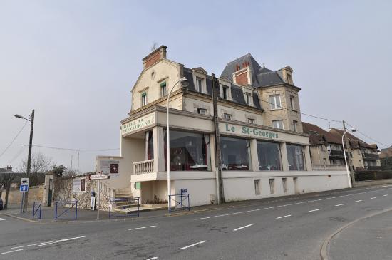 La Villa Andry : Hôtel Saint Georges