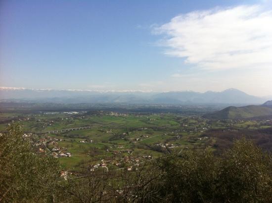 Locanda del Ditirambo: Panorama mozzafiato ...