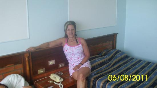 Las Quince Letras Hotel: En la habitacion