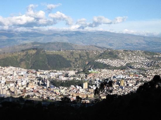 Teleferico Quito : Wow factor