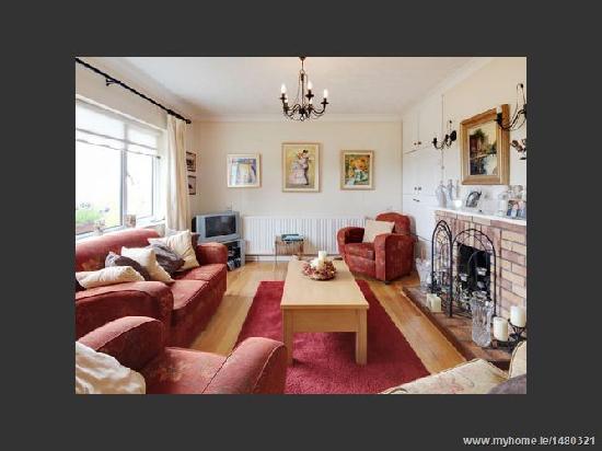 Bearna Rua Lodge : Guest relaxing room