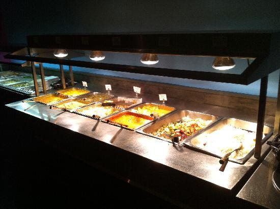Hot dish buffet picture of nawab indian cuisine for Buffet cuisine