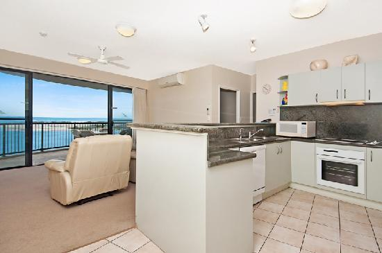 Windward Passage Holiday Apartments : The view is breathtaking