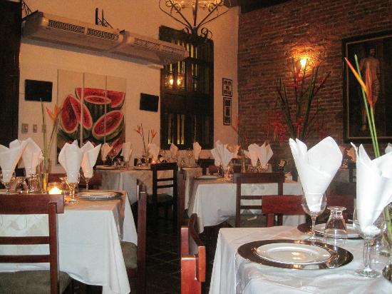 restaurante basilea comida francesa y mediterranea ue