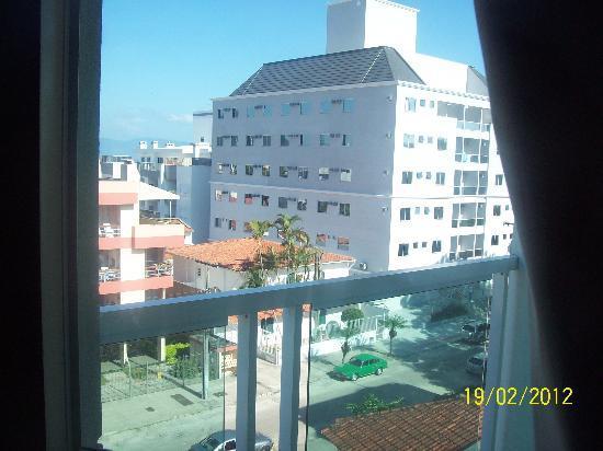 Mar de Canasvieiras Hotel & Eventos: Balcon