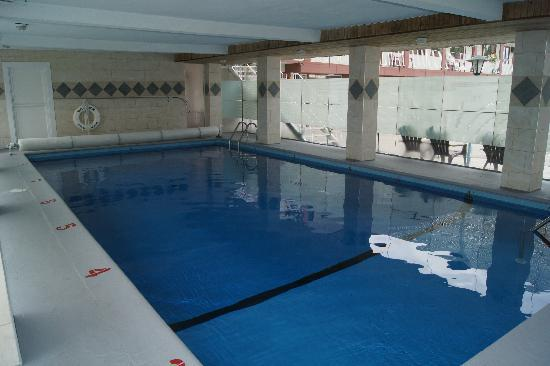 Spanish Villa Resort: Seasonal Indoor Heated Pool