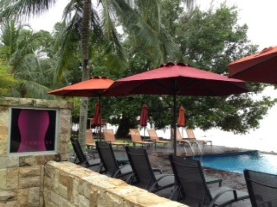 Thistle Port Dickson Resort : Infinity Pool