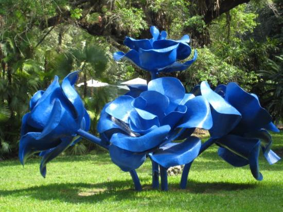 Contemporary Art Picture Of Fairchild Tropical Botanic