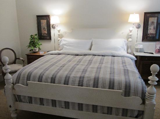 Park House Bed & Breakfast: English Room: Luxury King Room