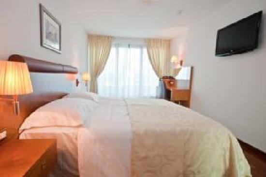 Hotel Croatia: standard room