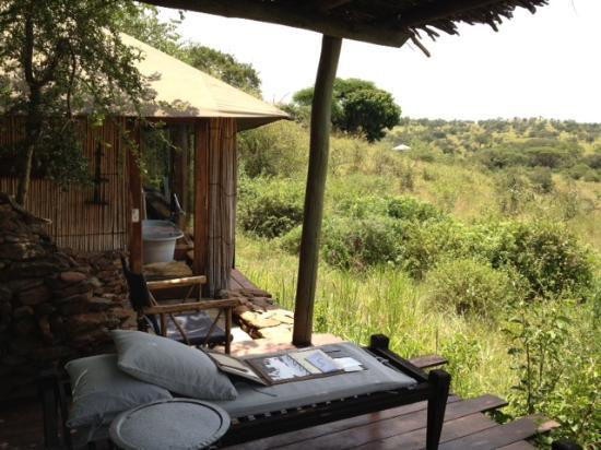 Singita Faru Faru Lodge: Outside  Room