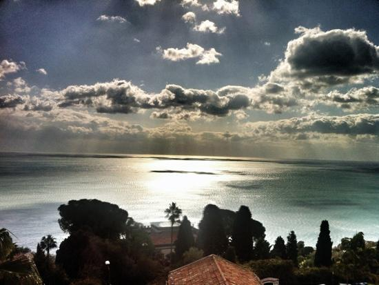 Hotel Villa Carlotta: view from the lounge