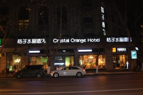 Crystal Orange Hotel: the other side of this hotel