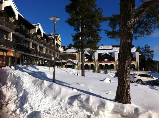 Lapland Hotels Riekonlinna: hotel