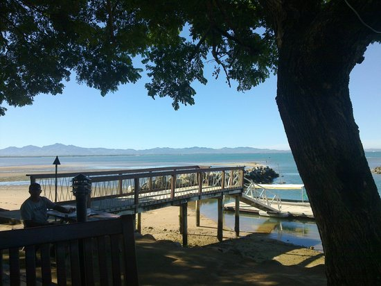 Anchorage Beach Resort: Breakfast Beauty