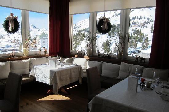 Hotel Steiner: restaurant