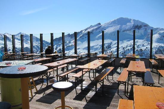 Hotel Steiner: mountain hut