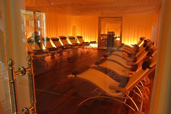 Hotel Steiner: Just one of the spa rooms