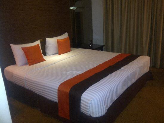 Jakarta Airport Hotel: Double room / Deluxe