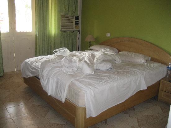 Hotel Goan Heritage: The deluxe room