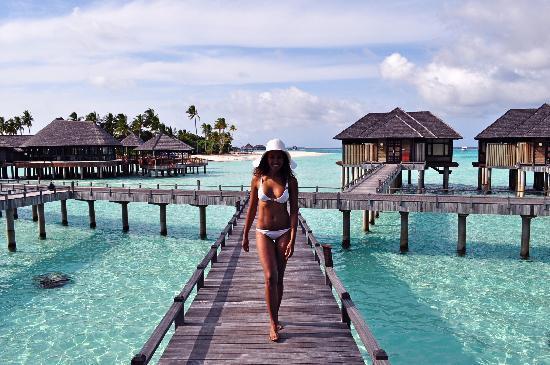 The Sun Siyam Iru Fushi Maldives: Our water villa