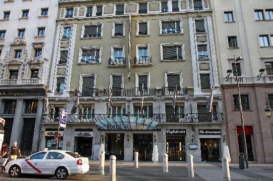 The Hotel Regina Picture Of Hotel Regina Madrid