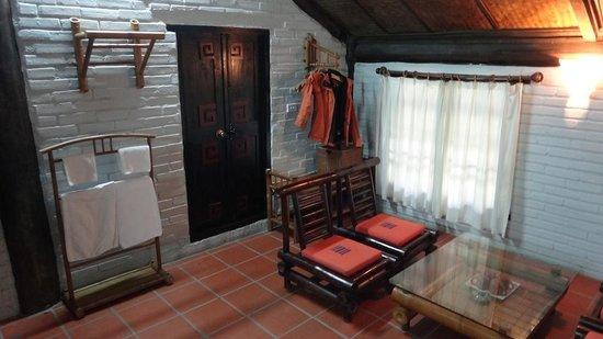 Viethouse Lodge: unser Zimmer