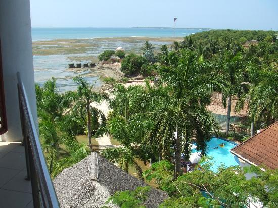 Best Western Coral Beach Hotel: View from room