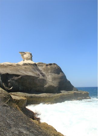 ‪Kapurpurawan Rock Formation‬