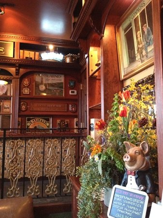 O'Connor's Restaurant & Bar: Great atmosphere