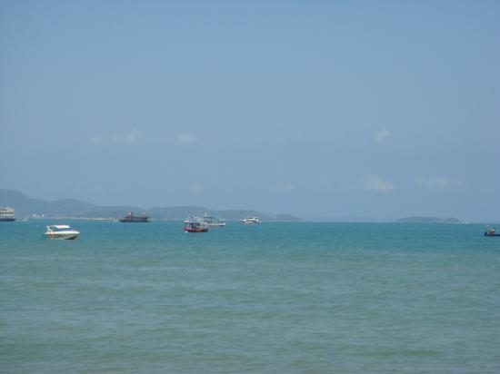 Pattaya, Thailand: beach
