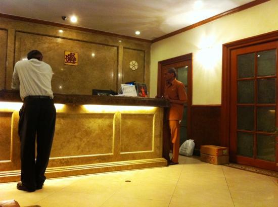 Hotel Godwin: G14