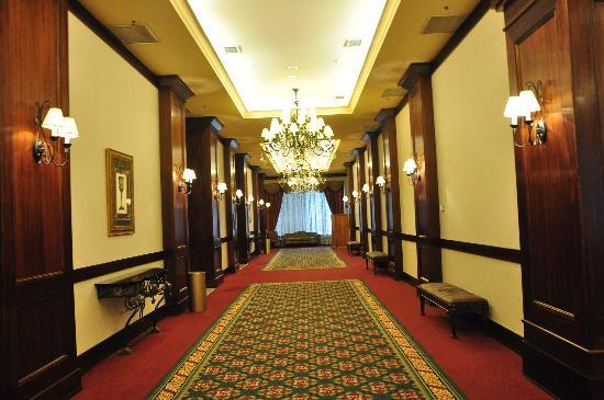 Crowne Plaza Santiago: Hotel