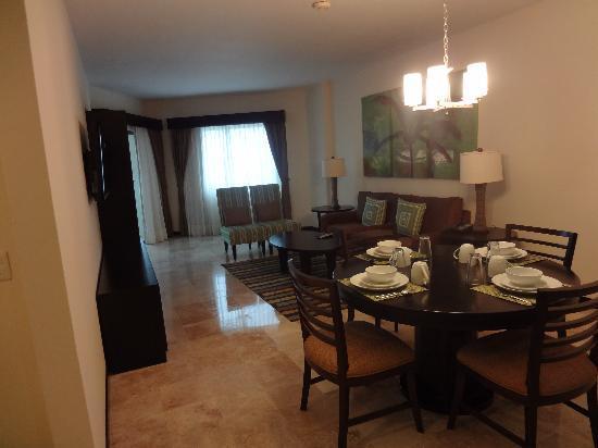 Casa Maya Cancun: living area
