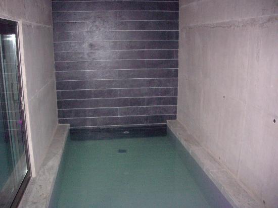 Shhh Motel: esta es la piscina