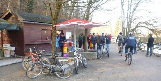 Pullach im Isartal, Niemcy: Ronnie's Kiosk