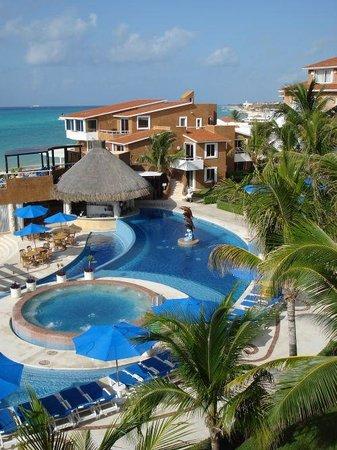 Sunset Fishermen Spa & Resort: view