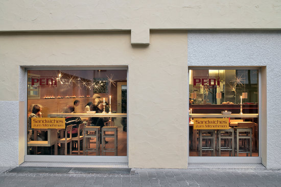 Pedi Restaurant & Vinothek: Outside