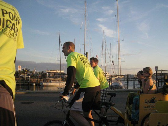 Newport Pedicab - Private Tours