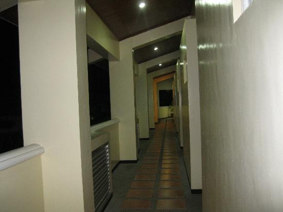 Real Maris Resort : Hallway