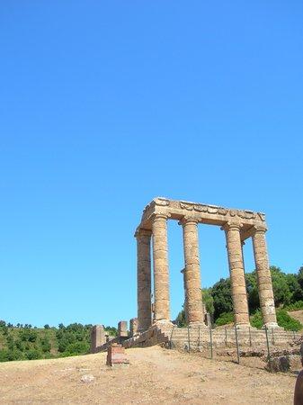 Fluminimaggiore, Italien: il tempio
