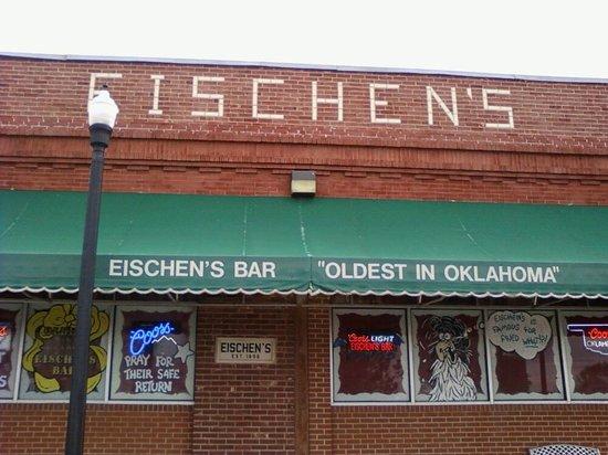 Eischen S Bar Okarche Menu Prices Amp Restaurant Reviews