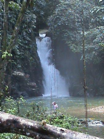 Paria Falls: The Falls