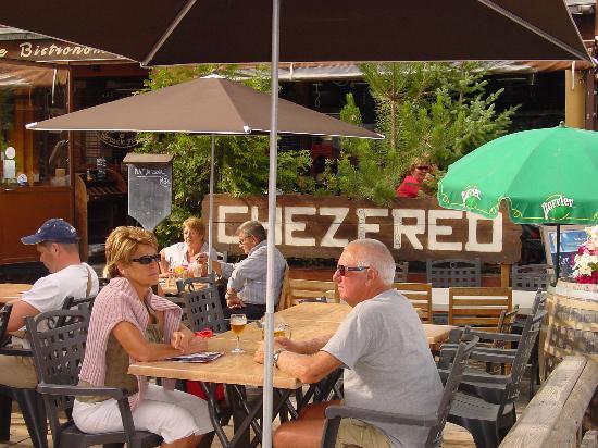 Chez Fred : terrasse