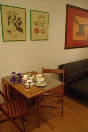Guest House Bologna: living