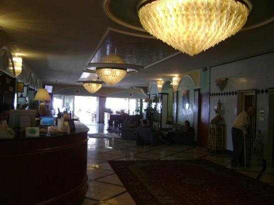 Luxor & Cairo Wellness Hotel : hall hotel