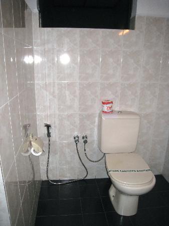 Centauria Lake Resort: salle de bain